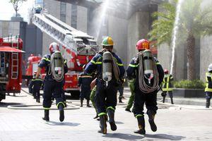 TP.HCM ra mắt app Help 114 - ba nút bấm, gọi ngay được cứu hỏa