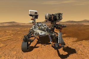 Tiếp tục hành trình tìm sự sống trên sao Hỏa