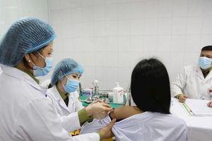 Ngày 26/2, sẽ tiêm thử nghiệm mũi đầu tiên vaccine COVID-19 Việt Nam giai đoạn 2