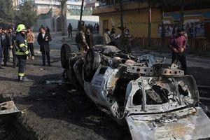 Afghanistan: Nổ bom liên tiếp ở thủ đô Kabul