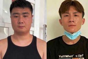 Truy tìm 2 người Trung Quốc trốn cách ly ở Bình Dương