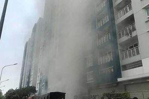 Phục hồi điều tra vụ cháy chung cư Carina Plaza làm 13 người chết