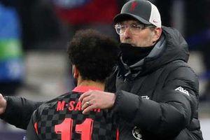 Klopp khó hiểu với tình trạng 'kỳ lạ' của Salah