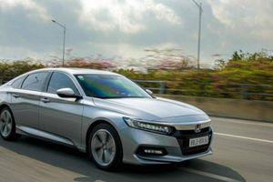 Honda City và Honda Accord nhận 4 giải thưởng về an toàn của ASEAN NCAP