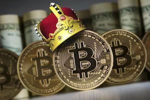 Giá Bitcoin lập đỉnh mới trên 56.000 USD, vốn hóa vượt 1.000 tỷ USD