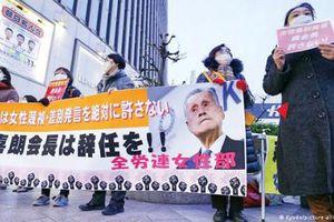 Tranh cãi về bình đẳng giới bùng phát tại Nhật
