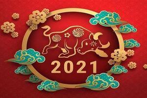 Tuổi nào may mắn nhất trong năm Tân Sửu 2021