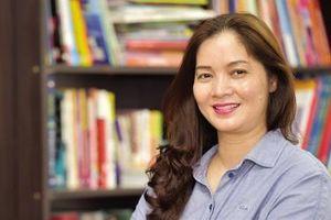 CEO hệ thống Nhà sách Tân Việt Nguyễn Kim Thoa: Hãy yêu sách như hơi thở