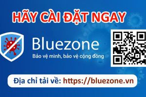 Gửi tin nhắn tuyên truyền cài đặt Bluezone tới 879.000 thuê bao tại Hải Dương
