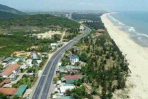 2.200 tỷ đồng xây dựng đường ven biển Quảng Bình và cầu Nhật Lệ 3
