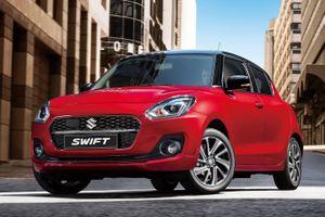 Suzuki Swift mới sẽ khác hoàn toàn thế hệ hiện tại