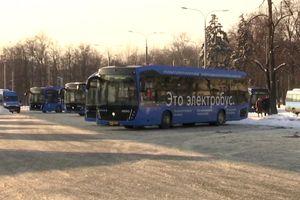Moscow sẽ sử dụng toàn bộ xe buýt điện vào năm 2030