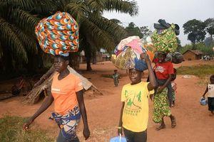 Hỗ trợ thiết lập ổn định ở CH Trung Phi