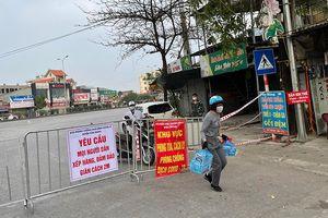 Hải Dương phát thẻ vào chợ cho người dân