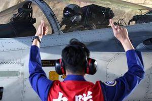 Trung Quốc tập trận, Đài Loan huy động cả máy bay và tên lửa