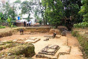 Bảo tồn và phát triển di tích khảo cổ Chăm Phong Lệ