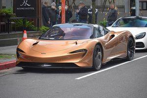 McLaren Speedtail 120 tỷ đồng tại Đài Loan, giới hạn 106 chiếc
