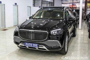 Khám phá Mercedes-Maybach GLS 600 siêu sang đầu tiên tại Việt Nam
