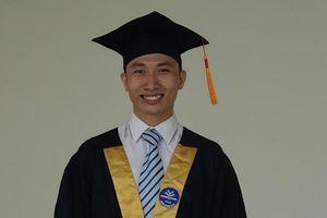 Thủ khoa Trường Đại học Sư phạm Hà Nội năm 2020: Đừng sợ thử thách