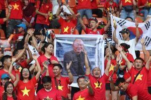 Thầy Park cực mát tay khi dẫn dắt tuyển Việt Nam đá sân trung lập