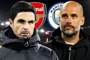 Lịch thi đấu Ngoại hạng Anh 21/2: Đại chiến Arsenal vs Man City