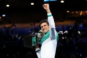 Djokovic nói gì sau lần thứ 9 vô địch Australian Open?