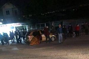 Hòa Bình: Hỗn chiến trong quán karoke khiến 3 người tử vong