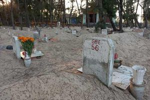Nghĩa địa 'độc nhất' ở Việt Nam