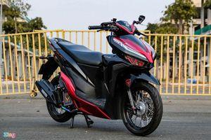Ngắm Honda Click với gói độ 160 triệu đồng tại TP.HCM