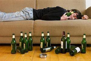 Nguyên nhân của hiện tượng 'mất trí nhớ' khi say rượu