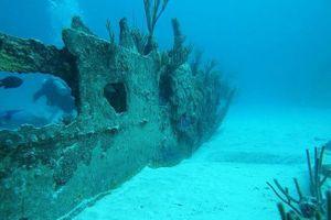 Nhìn lại những xác tàu đắm ở tam giác quỷ Bermuda
