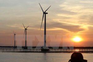 Bạc Liêu tập trung đầu tư các dự án điện gió ven biển