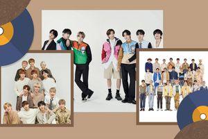 BXH thương hiệu nhóm nhạc KPop tháng 2/2021: NCT, Seventeen thăng hạng ầm ầm mà vẫn chưa làm gì được BTS