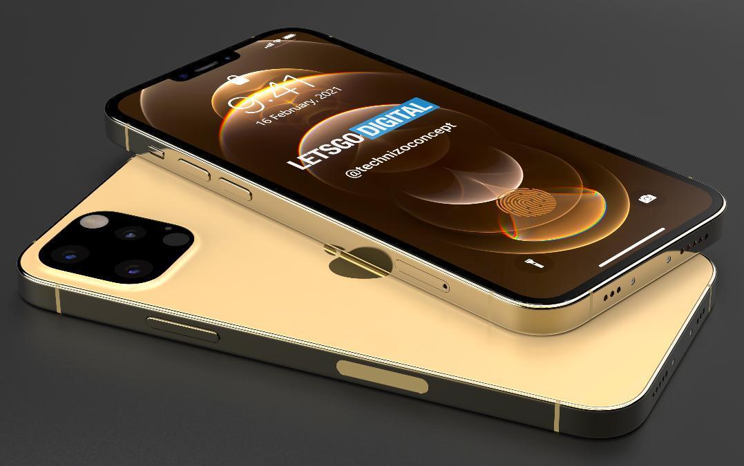 Màn hình OLED cho iPhone 13 bắt đầu được sản xuất thử nghiệm, Samsung có thể buồn khi biết tin này