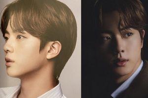 Biên tập viên Dispatch khen hết lời nhan sắc của Jin (BTS): 'Chỉnh sửa ảnh là một từ xa lạ đối với anh'