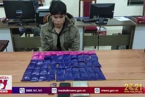 Sơn La bắt đối tượng mua bán ma túy