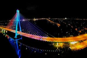 Quảng Bình: Đầu tư 2.200 tỷ đồng xây dựng đường ven biển và cầu Nhật Lệ 3