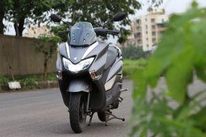 Suzuki Burgman Street sắp ra mắt, đối thủ mới của Honda Air Blade tại Việt Nam