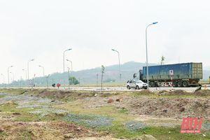 Phát triển Trung tâm Dịch vụ logistics Bắc Trung bộ tại Khu Kinh tế Nghi Sơn