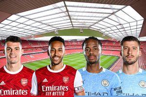 Trực tiếp Arsenal vs Man City vòng 25 Ngoại hạng Anh: Sứ mệnh chặn 'kỷ lục gia'