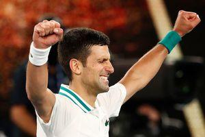 Thắng dễ Medvedev, Djokovic lần thứ 9 vô địch Australian Open