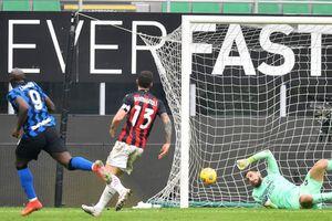 Lukaku và Martinez 'bắn hạ' AC Milan, Inter Milan củng cố ngôi đầu Serie A