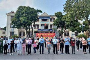 90 bệnh nhân Covid-19 tại tỉnh Hải Dương được công bố khỏi bệnh