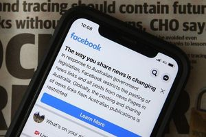 Facebook phải chịu trách nhiệm trước tin giả, nội dung phỉ báng