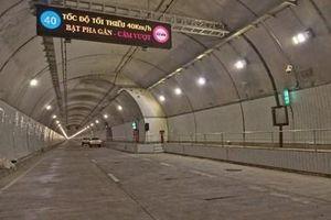 Hầm Hải Vân 2 tiếp tục hoạt động
