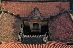 Kiến trúc độc đáo ở Di tích Quốc gia đặc biệt đền Trần Thương