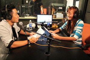 Trở thành người dẫn chương trình với Xone Radio Star