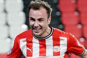 Gotze hồi sinh trong màu áo PSV