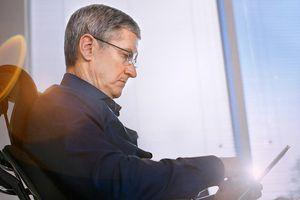 Một ngày làm việc của CEO Apple Tim Cook