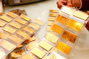 Giá vàng 'bốc hơi' nửa triệu đồng sau ngày Thần tài